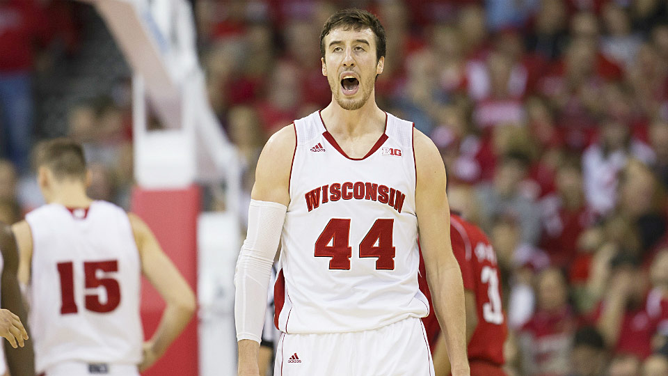 Wisconsin to retire Frank Kaminsky's jersey on Feb. 15