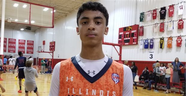 Max Christie selected for USA Basketball tryouts