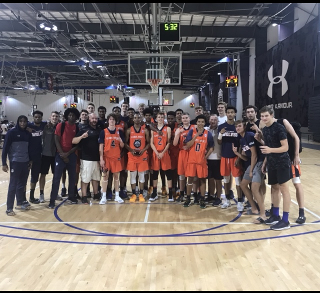 Illinois Wolves Program of the Summer! U15 Under Armour Champs; Kai Bates Diop Returns; Stock Risers and Scholarship Offers!