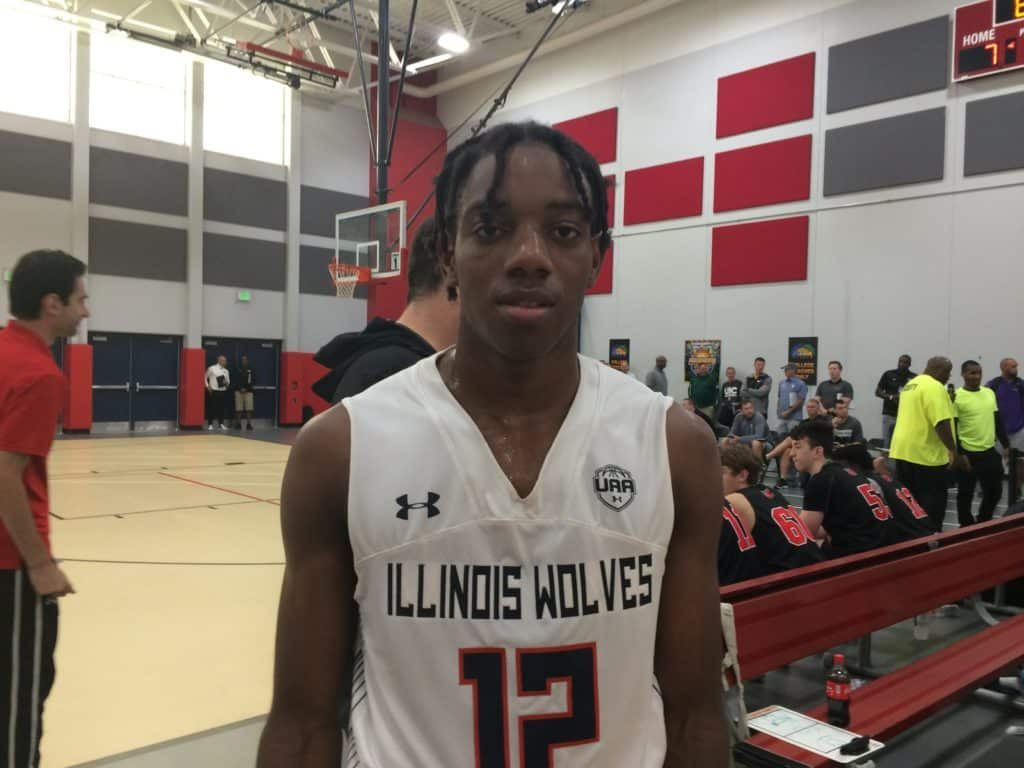 Brother Rice star Marquise Kennedy commits to Loyola