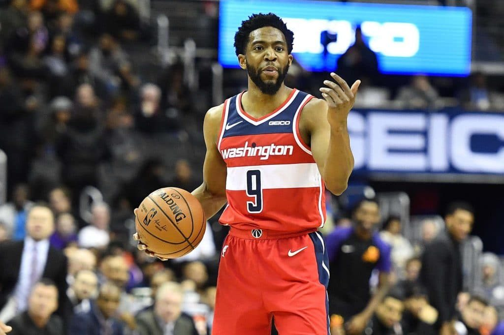 Chasson Randle set to make most of his new opportunity with Wizards